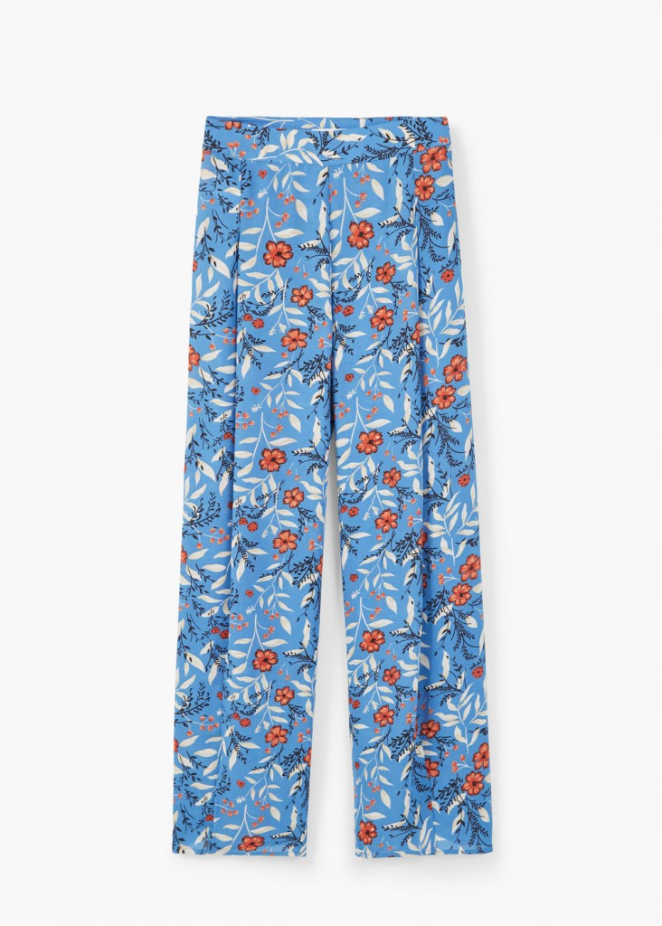 6b02ce9259d8 6 στιλάτα floral παντελόνια που μας δίνουν έμπνευση για αυτή την ...