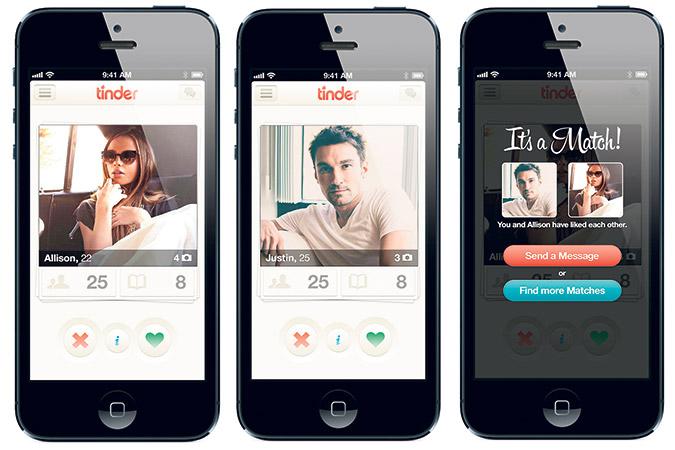 Διαδικτυακή μετάβαση γνωριμιών στο τηλέφωνο
