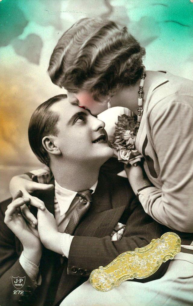 Dating με γαλλικές καρτ ποστάλ