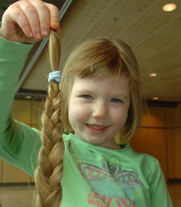 βγαίνει με μακριά μαλλιά παιδιά