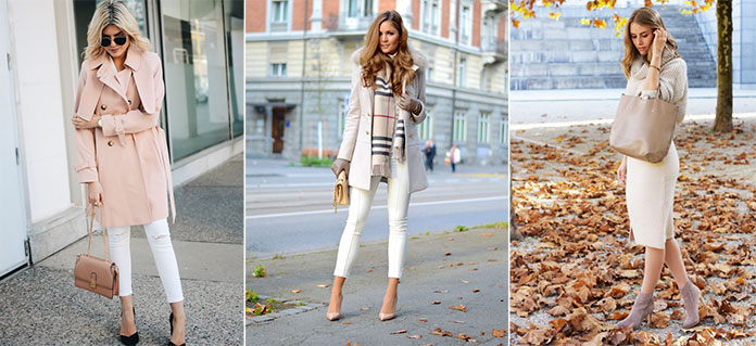 62a42a7a2aad Θέλετε να φορέσετε το λευκό χρώμα τον Χειμώνα  Ιδού 15 εύκολοι ...