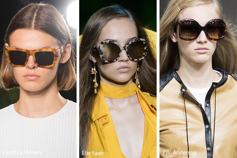 Παρακάτω θα δεις ποια γυαλιά ηλίου θα φορεθούν την άνοιξη-καλοκαίρι 2018!  Ετοιμάσου για ένα ταξίδι πίσω στις δεκαετίες που θα σε συναρπάσει f867ceb9607