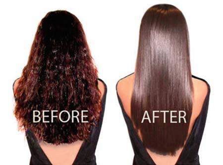 Όταν τα μαλλιά ταλαιπωρούνται χάνουν ποσοστό της κερατίνης τους και  δείχνουν άτονα 31f1fbac813