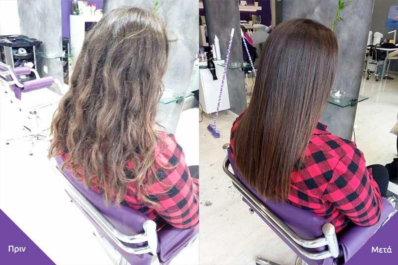 Τι είναι η θεραπεία κερατίνης και τι κάνει στα μαλλιά σας - Να πως ... ccd4a7240ba