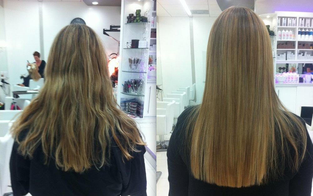 Τι είναι η θεραπεία κερατίνης και τι κάνει στα μαλλιά σας - Να πως ... 4cc6dec850a