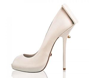 96d4432e479 40 καταπληκτικές προτάσεις για νυφικά παπούτσια - Θα σας ξετρελάνουν ...