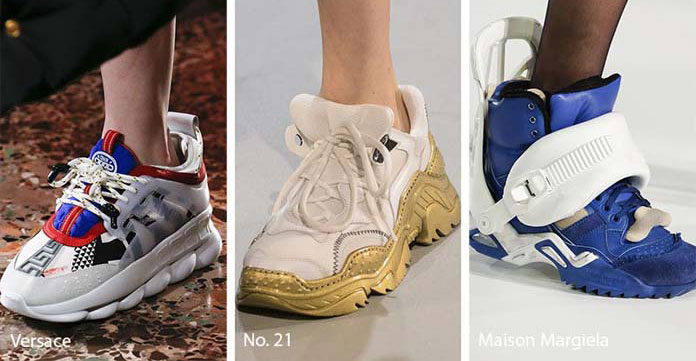 07cfcf5c63f Γι' αυτό και τα δίπατα sneakers τύπου πλατφόρμας θα κάνουν αισθητή την  παρουσία τους στους δρόμους.