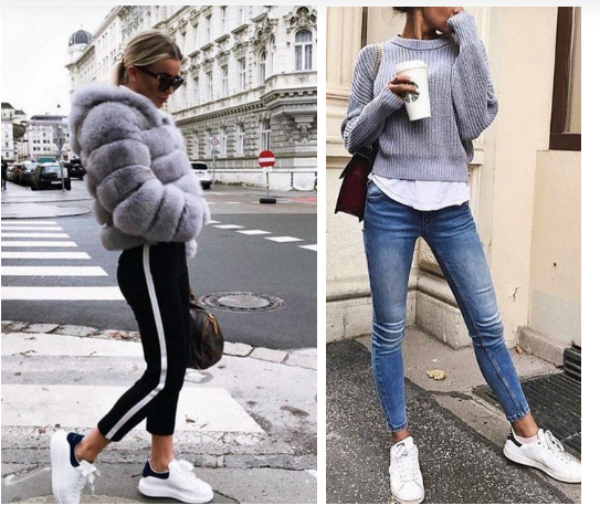 a5763f81fd0 Ντύσου απλά & μοδάτα: 25 ιδέες για το πως να φορέσεις τα sneakers ...