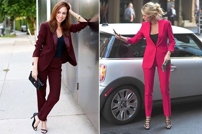 Δείτε πως μπορείτε να φορέσετε ένα γυναικείο κοστούμι σε κάθε περίσταση  μέσα από τις προτάσεις με εντυπωσιακά σύνολα που ακολουθούν. 427c6daa81a