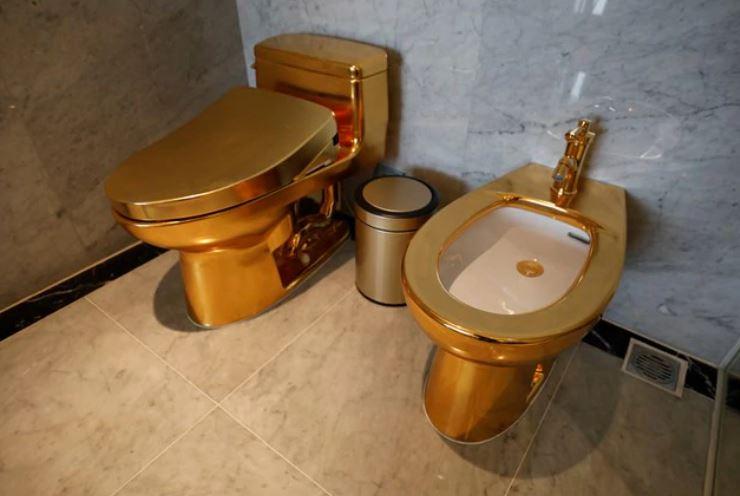 Βιετνάμ – Εγκαίνια για χρυσό ξενοδοχείο: Λεκάνες & τουαλέτες 24 καρατίων  (Φωτό & Βίντεο) | eirinika.gr