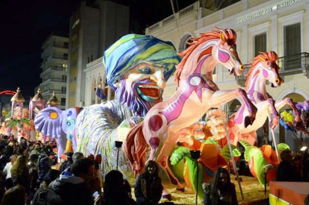a0eff33902df Κορυφώνονται οι εκδηλώσεις του πιο γνωστού καρναβαλιού της χώρας ...