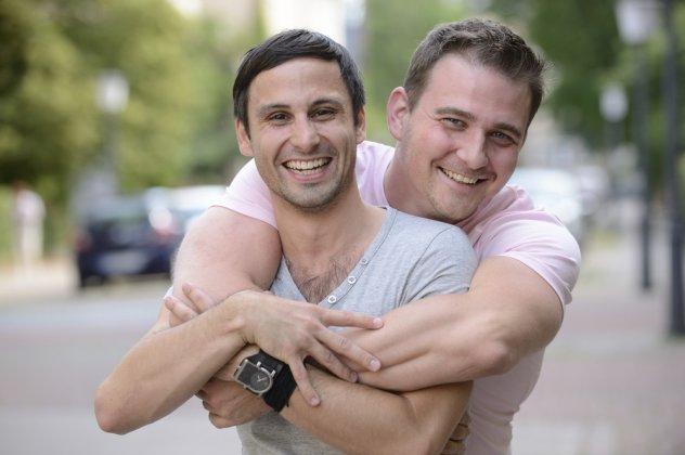 Λεσβία γκέι σεξ