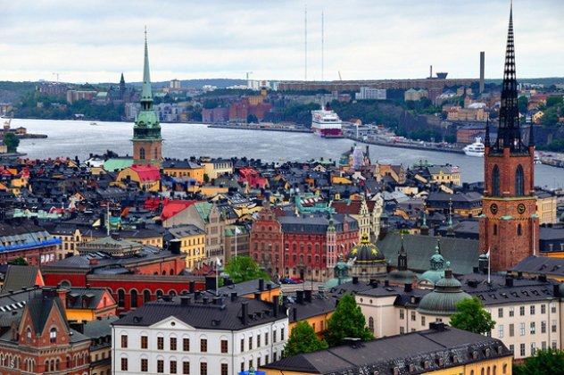 σεξ Στοκχόλμη