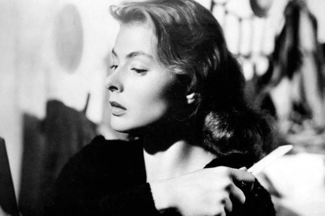 Vintage beauty pics  26 stars του Χόλιγουντ στο κομμωτήριο με ρολά η σεσουάρ  - Από την Μέριλιν ως την Μπέργκμαν  ce6454235e5