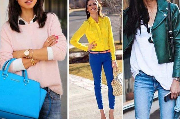 575cdd0bb546 Αν λοιπόν αναρωτιέστε ποια χρώματα ταιριάζουν μεταξύ τους στα ρούχα ή για  παράδειγμα με τι χρώμα ταιριάζει το μπλε σκούρο, δείτε τις προτάσεις για  ντύσιμο ...
