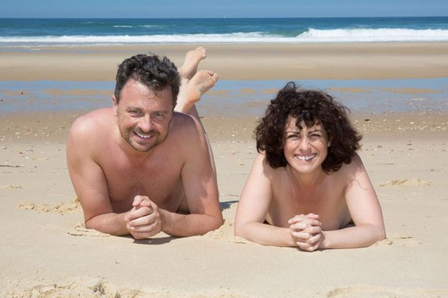 Γυμνιστής παραλία σεξ βίντεο