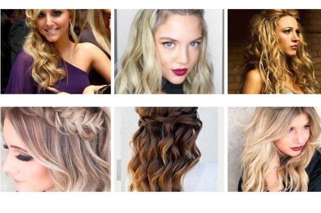 Υπέροχες ιδέες για κυματιστά μαλλιά- Το πιο εντυπωσιακό χτένισμα του ... 44c983a8dee