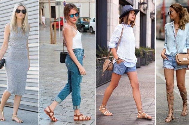 8c54d132a77 Το γυναικείο σανδάλι είναι ένα άκρως καλοκαιρινό είδος παπουτσιού που  φοριέται όλες τις ώρες και σε όλες τις περιστάσεις, ανάλογα πάντα με το  ύφος του.