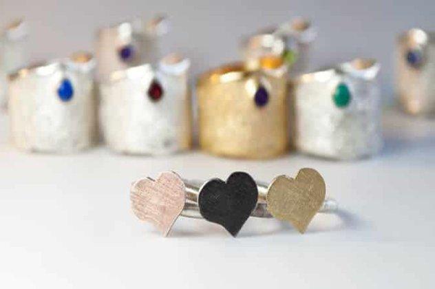 Handmade with love from Greece  Τα υπέροχα κοσμήματα από ασήμι της ... 8204fc974b2