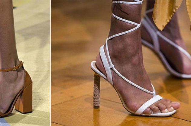 473829f8b5c Άνοιξη / Καλοκαίρι 2019: Τα πιο μοντέρνα & εντυπωσιακά παπούτσια για φέτος  - Φώτο