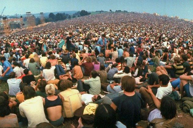 Πενήντα χρόνια Woodstock - Vintage φώτο άλμπουμ από το 1969   eirinika.gr