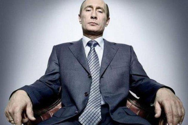 Αυτή είναι η γκαρνταρόμπα του Βλάντιμιρ Πούτιν - Dressed to kill the world ( φωτό)   eirinika.gr