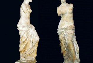 Τοpwoman η Αφροδίτη της Μήλου, το πιο ταλαιπωρημένο άγαλμα του κόσμου - Από τη Μήλο, στο Λούβρο και από εκεί στα εξώφυλλα των περιοδικών! - Κυρίως Φωτογραφία - Gallery - Video