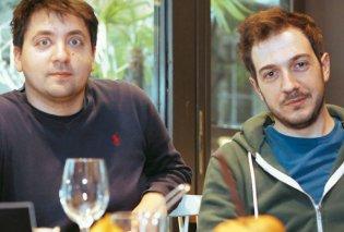 Made in Greece o Βασίλης & ο Γιώργος: Άφησαν την Amazon & τη Google για το γκουρμέ delivery  - Κυρίως Φωτογραφία - Gallery - Video