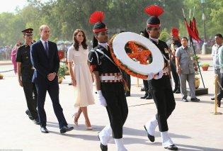 Ταξίδι Kate - William στην Ινδία: Η γκλάμουρους γκαρνταρόμπα της πριγκίπισσας - Που έπαιξε κρίκετ;  - Κυρίως Φωτογραφία - Gallery - Video