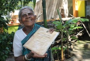 Μια αγράμματη Ινδή που έγινε άριστη περιβαλλοντολόγος, μεγάλωσε 384 δέντρα σαν παιδιά της  - Κυρίως Φωτογραφία - Gallery - Video