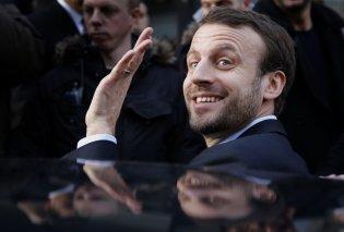 Επική μαντινάδα Κιγκ για Εμανουέλ : Μακρόν ...μακράν  απ'την μικράν...Και Πρόεδρος θα γίνει Grand... - Κυρίως Φωτογραφία - Gallery - Video