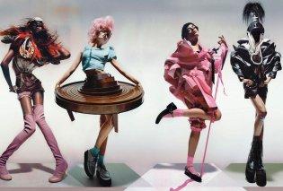 """""""Ιστορική"""" έκθεση με τα πιο τρελά ρούχα στο περίφημο Metropolitan Museum της Comme des Garçons - Κυρίως Φωτογραφία - Gallery - Video"""