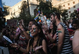 Athens Pride: Φωτογραφίες από την μαζική παρέλαση των ΛΟΑΤΚΙ στο κέντρο της Αθήνας  - Κυρίως Φωτογραφία - Gallery - Video