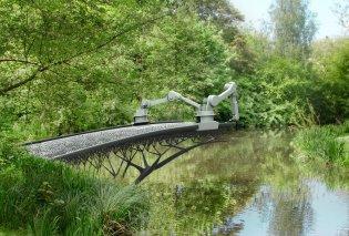 Ολλανδία: Γέφυρα φτιαγμένη με 3D εκτυπωτή (ΒΙΝΤΕΟ) - Κυρίως Φωτογραφία - Gallery - Video