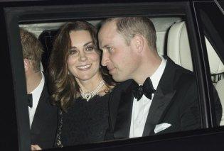 Το τσόκερ της Νταϊάνα   έβαλε η Κέιτ για την πλατινένια επέτειο γάμου της Βασίλισσας (ΦΩΤΟ)  - Κυρίως Φωτογραφία - Gallery - Video