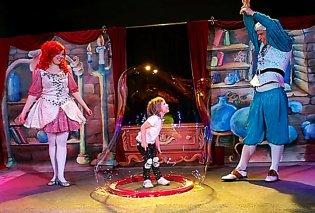 First Soap Bubble Theatre στο Ράδιο Σίτυ (ΦΩΤΟ- ΒΙΝΤΕΟ) - Κυρίως Φωτογραφία - Gallery - Video