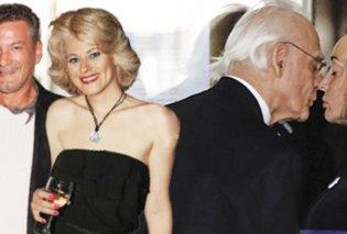Με ωραία ηθοποιό παντρεύτηκε ο γιος του Άκη Τσοχατζόπουλου - Κυρίως Φωτογραφία - Gallery - Video