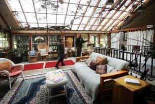 """Αντιπυρηνικό καταφύγιο του Ψυχρού Πολέμου μετατράπηκε σε """"ουάου"""" κατάλυμα του Airbnb- Δείτε φώτο - Κυρίως Φωτογραφία - Gallery - Video"""