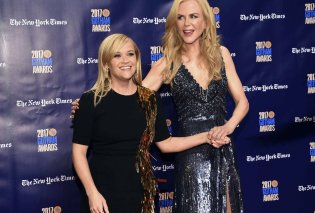 Η ψηλή η κοντή & η αφόρητα σέξι του Χόλιγουντ στο κόκκινο χαλί : Nicole Kidman... Reese Witherspoon, Margot Robbie (ΦΩΤΟ) - Κυρίως Φωτογραφία - Gallery - Video