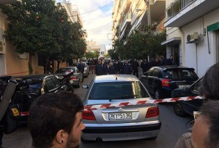 Απίστευτη οικογενειακή τραγωδία στους Αγίους Αναργύρους: Αστυνομικός σκότωσε την οικογένεια του και αυτοκτόνησε - Κυρίως Φωτογραφία - Gallery - Video