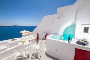 Hector Cave House: Αυτό το υπέροχο σπίτι- σπηλιά στην Σαντορίνη είναι στα 5 πιο δημοφιλή σπίτια της Airbnb σε όλο τον κόσμο για το 2017 (ΦΩΤΟ) - Κυρίως Φωτογραφία - Gallery - Video