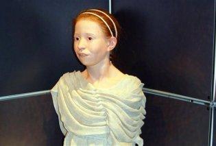 Έρχεται η Αυγή το δεύτερο κορίτσι της μεσολιθικής εποχής μετά τη Μύρτιδα - ΦΩΤΟ - Κυρίως Φωτογραφία - Gallery - Video