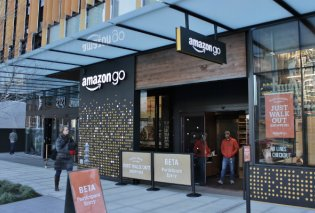 Ακόμα μια πρωτοπορία από την Amazon! Η κορυφαία εταιρεία δημιούργησε το πρώτο σούπερ μάρκετ δίχως κανένα ταμείο - Κυρίως Φωτογραφία - Gallery - Video