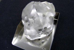 Λεσότο: Ανακαλύφθηκε το 5ο μεγαλύτερο διαμάντι παγκοσμίως- Είναι 910 καράτια  - Κυρίως Φωτογραφία - Gallery - Video
