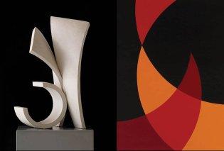 """Αρμάος - Πορταλάκη:  """"Πορεία για δύο"""" - Ένας γλύπτης, μία ζωγράφος -Το ζευγάρι των καλλιτεχνών συνεκθέτει στο Ρέθυμνο - Κυρίως Φωτογραφία - Gallery - Video"""