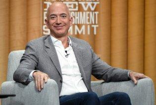 Forbes: Ο Τζεφ Μπέζος ο πλουσιότερος του κόσμου με δεύτερο τον Μπιλ Γκέιτς - Όλη η λίστα - Κυρίως Φωτογραφία - Gallery - Video