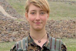 "Top Woman η Βρετανίδα Άννα Κάμπελ: Η ""αποφασισμένη ιδεαλίστρια"" που έχασε τη ζωή της πολεμώντας με τους Κούρδους - Κυρίως Φωτογραφία - Gallery - Video"