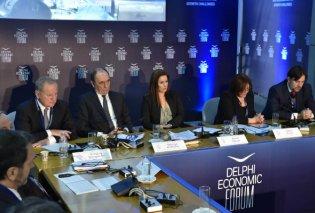 """Η ομιλία του CEO της ΕΛΠΕ κ. Γρηγόρη Στεργιούλη στο """"3ο Οικονομικό Φόρουμ των Δελφών"""" - Κυρίως Φωτογραφία - Gallery - Video"""