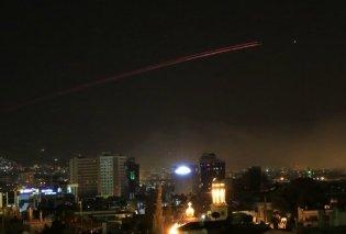 ΗΠΑ, Γαλλία, Βρετανία βομβάρδισαν τη Συρία - Στόχος εγκαταστάσεις σχετικές με χημικά όπλα - Κυρίως Φωτογραφία - Gallery - Video