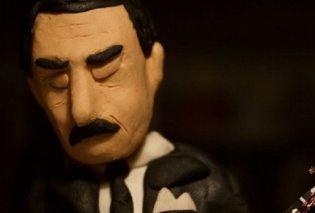 Made in Greece από Ιταλό ! Έφτιαξε τον Μάρκο Βαμβακάρη animation γιατί λάτρεψε το ρεμπέτικο (BINTEO) - Κυρίως Φωτογραφία - Gallery - Video